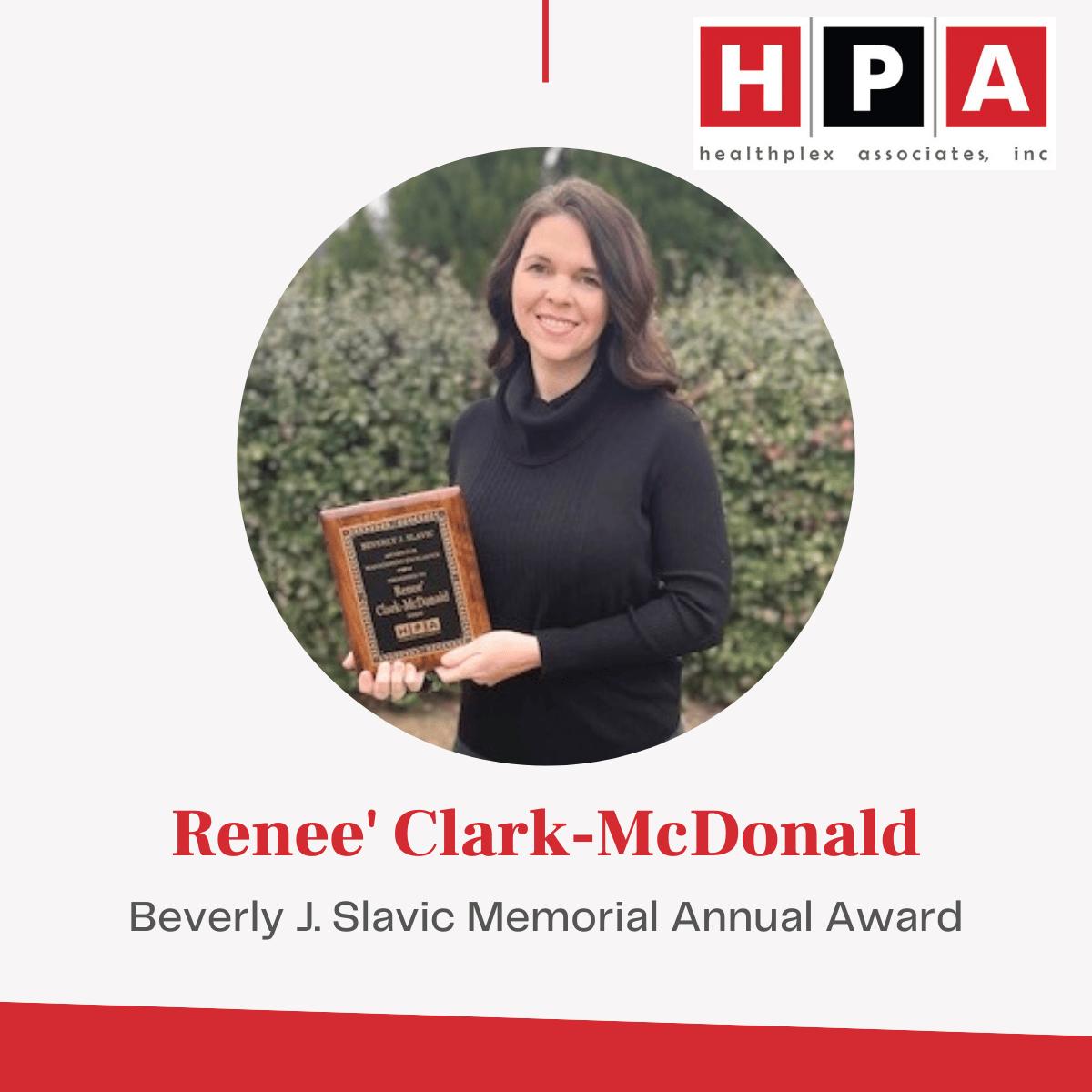 Renee' Clark-McDonald