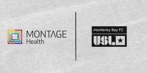 Montage Health partners with Monterey Bay FC