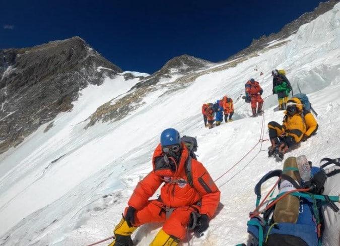 Mr. Everest