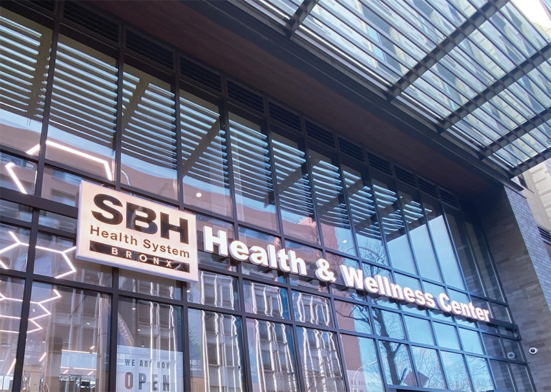 SBH Health and Wellness Center in New York