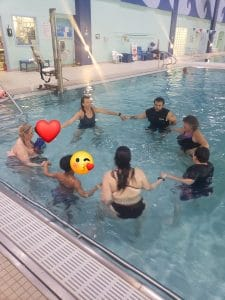 Improving Lives Through Pool Therapy