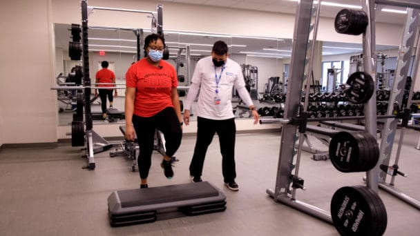 The new SBH Health and Wellness Center is changing the lives of people of all ages.