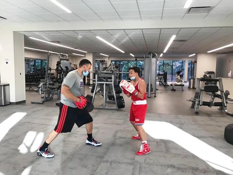 BRAG Boxing Program